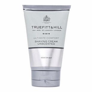 TRUEFITT&HILL ULTIMATE COMFORT SHAVE CREAM TUBE Krem do golenia w tubie 100ML