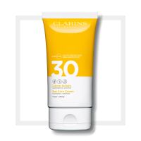 CLARINS SUN CARE CREAM Krem do opalania ciała SPF 30 150ML