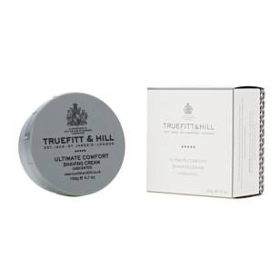 TRUEFITT&HILL ULTIMATE COMFORT SHAVING CREAM BOWL  Krem do golenia w tyglu 190G