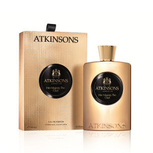 ATKINSONS HER MAJESTY THE OUD Woda perfumowana 100ML